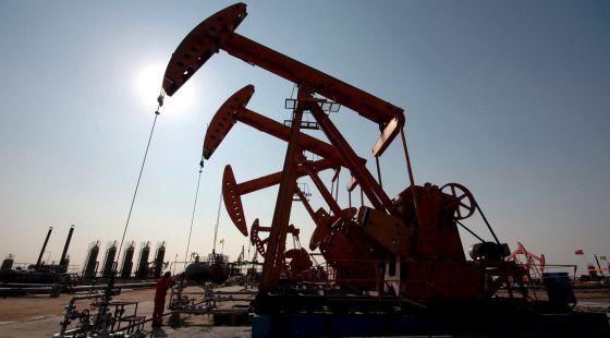 Campo petrolífero en EE UU / EFE