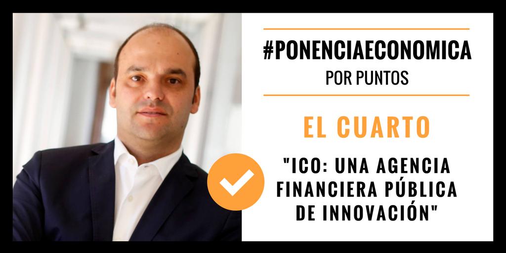 ICO: agencia financiera pública de innovación
