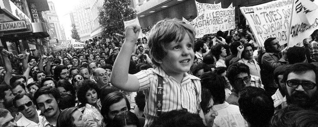 40 años de democracia