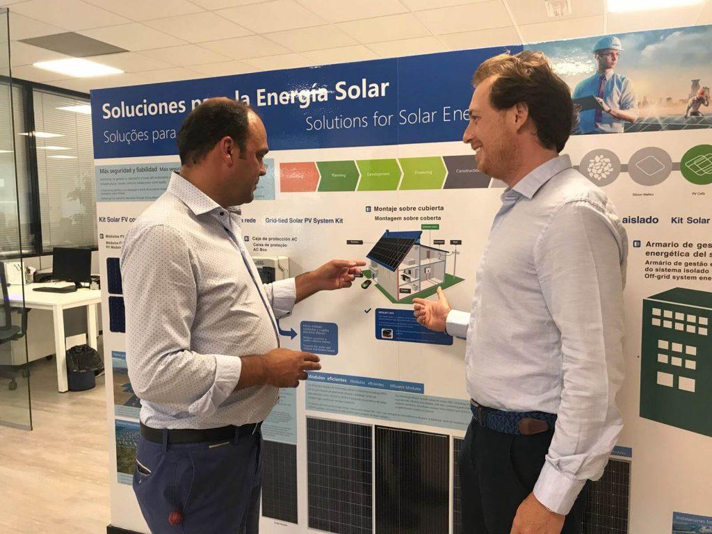 tecnologías renovables españa