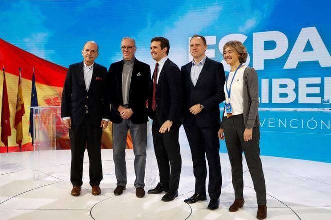 convención nacional pp