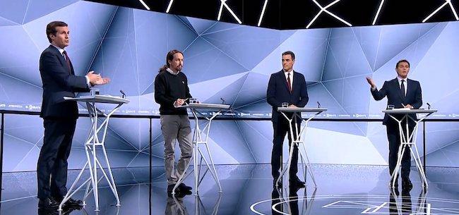 debate electoral españa atresmedia