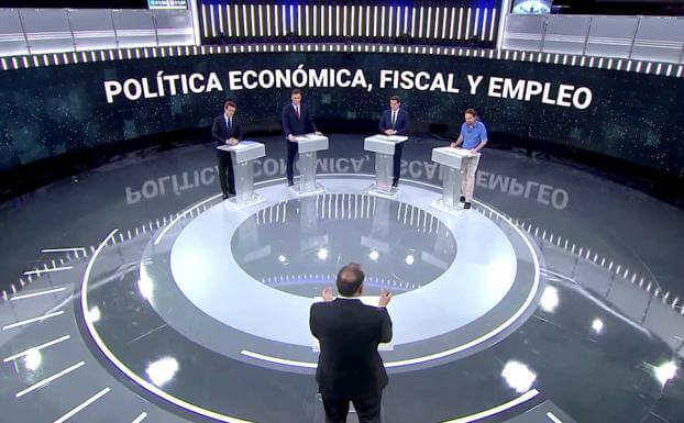 debates electorales españa