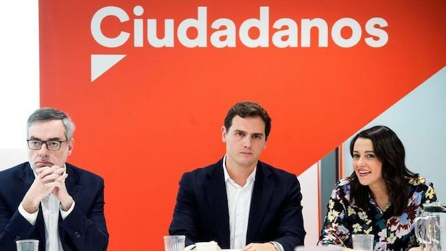 programa electoral albert rivera 2019